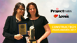 Projectmates by Systemates, Inc. and Love's Travel Stops & Country Stores Receives Prestigious Constructech Gold Vision Award