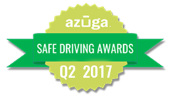 Azuga Safe Driving Award
