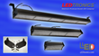 LEDtronics® DLC-Listed linear high-bay LED lights