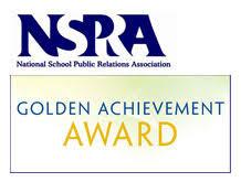NSPRA Golden Achievement logo