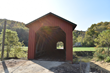 Foraker Covered Bridge Earns Ohio Historic Bridge Award