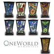 OneWorld Memorials Introduces New Line of Tiffany-Style Stained Glass Cremation Urns and Keepsakes