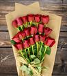 Red Artisan Roses