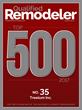 Treeium Ranks High on Qualified Remodeler's Top 500 Lists for the Fifth Year in a Row