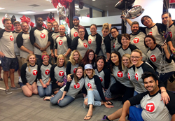 Picture of TSheets' Customer Experience Team