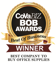 Perfect Electronic Systems, Inc. (ESI) Receives Top Honor As Best Company To Buy Office  Supplies, By Readers Of CoVaBiz Magazine