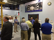 Manufacturing Leadership Council tours LAI Northeast Facility and Factory of the Future