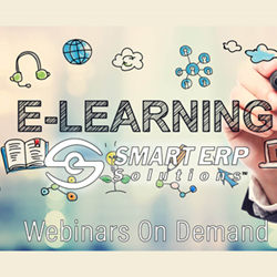 SmartERP Webinars on Demand