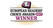movingimage wins one of the top awards for enterprise video -- The Readers' Choice Award from Streaming Media Europe