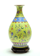 Extremely Rare Chinese Famille Rose Vase