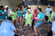 Dancing at Calvary's Camp Compass®.