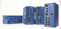 B+B SmartWorx SE500 Managed Ethernet Series