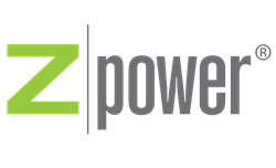 ZPower Battery Company Logo