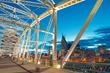 Nashville Night Tour On Bridge