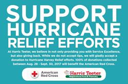 Support Hurricane Harvey Relief