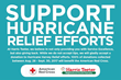 Harris Teeter Launches Emergency Support Campaign to Aid Hurricane Harvey Relief Efforts