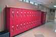 St. Ann Catholic School Starts School Year with New Scranton Products Duralife Lockers (R) for Large Kindergarten Class, Won in Video Competition by Older Students