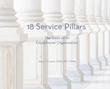 18 Service Pillars: The Basis of an Exceptional Organization