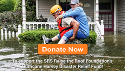 Donate now to the SRS Raise the Roof Foundation to aid those in need.