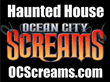 Ocean City Screams Haunted House Opening