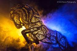Lux Maximus by Sculptor Daniel Oropeza