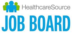 HealthcareSource Job Board
