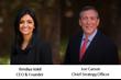 Bindiya Vakil, Founder and CEO, and Joe Carson, Chief Strategy Officer - Resilinc