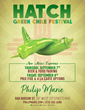 Hatch Green Chile Festival @ Philip Marie Restaurant