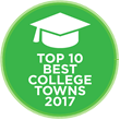 Livability.com Names 2017's Top 10 Best College Towns