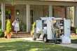 The Carryall 500 Housekeeping Vehicle gives your crews everything they need to speed housekeeping.