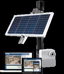MC26 Solar-Powered Site Camera