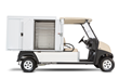 The Carryall 700 Food Service Vehicle gives your teams everything they need to secure and transport food across your site.