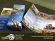 Industrial trifold brochure
