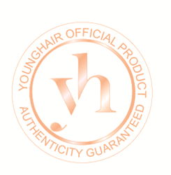 Official YoungHair Logo  for women