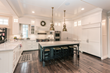Farmhouse style kitchen by Lakewest Custom Homes