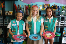 Visiting a CCSA-member PYOP studio in is an ideal group activity that is both educational and fun, and can also support earning merit badges.