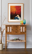 Thomas William Furniture's Signature Piece Featured in Artful Home's Fall Catalogue