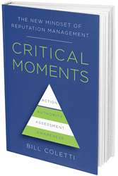 Critical Moments Book