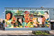 Califia Farms Melds Art and Coffee with Unique Mural Installations