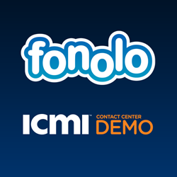 Catch Fonolo at the ICMI Demo & Conference on September 25-27 at Mandalay Bay in Las Vegas