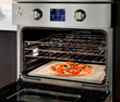 BlueStar Electric Wall Oven-Integrated Baking Stone