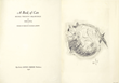 """Tsuguharu Foujita's """"A Book of Cats: Being 20 Drawings"""" realized $21,175."""