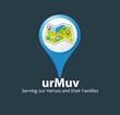 urMuv Logo