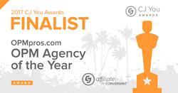 CJU CJ You Affiliate Marketing Agency Award