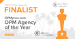 OPM Pros nominated for the 2017 CJ You Agency of the Year Award by CJ Affiliate
