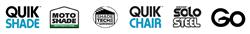 Quikshade, MotoShade, ShadeTech, QuikChair, SoloSteel, Go