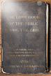 "Author Lawrence Broadway's New Book ""The Lost Book Of The Bible Inside The Bible"" Is An In-Depth Examination Of God's Greatest Commandments As Found In Scripture"