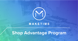 MakeTime Shop Advantage Program