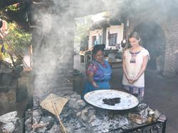 Pati Jinich, host of Pati's Mexican Table, in Oaxaca