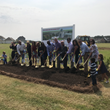 Americana Breaks Ground on Family-Friendly Commercial Development